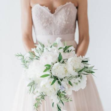 2017 Bridal bouquet: 5 new trends to try!