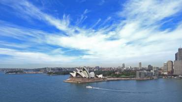 Sydney   View From Above