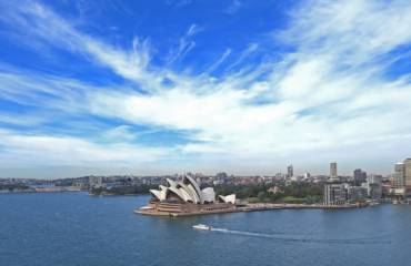 Sydney | View From Above
